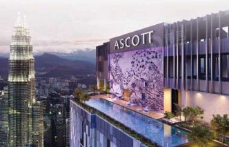 Ascott Star Residences - 得居海外房产