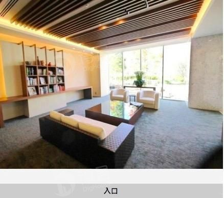 The Park House西新宿Tower 60户型图 - 得居海外房产